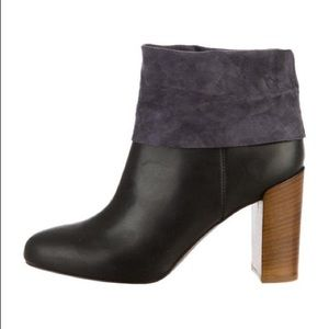 VINCE CHASE BOOT.  Black